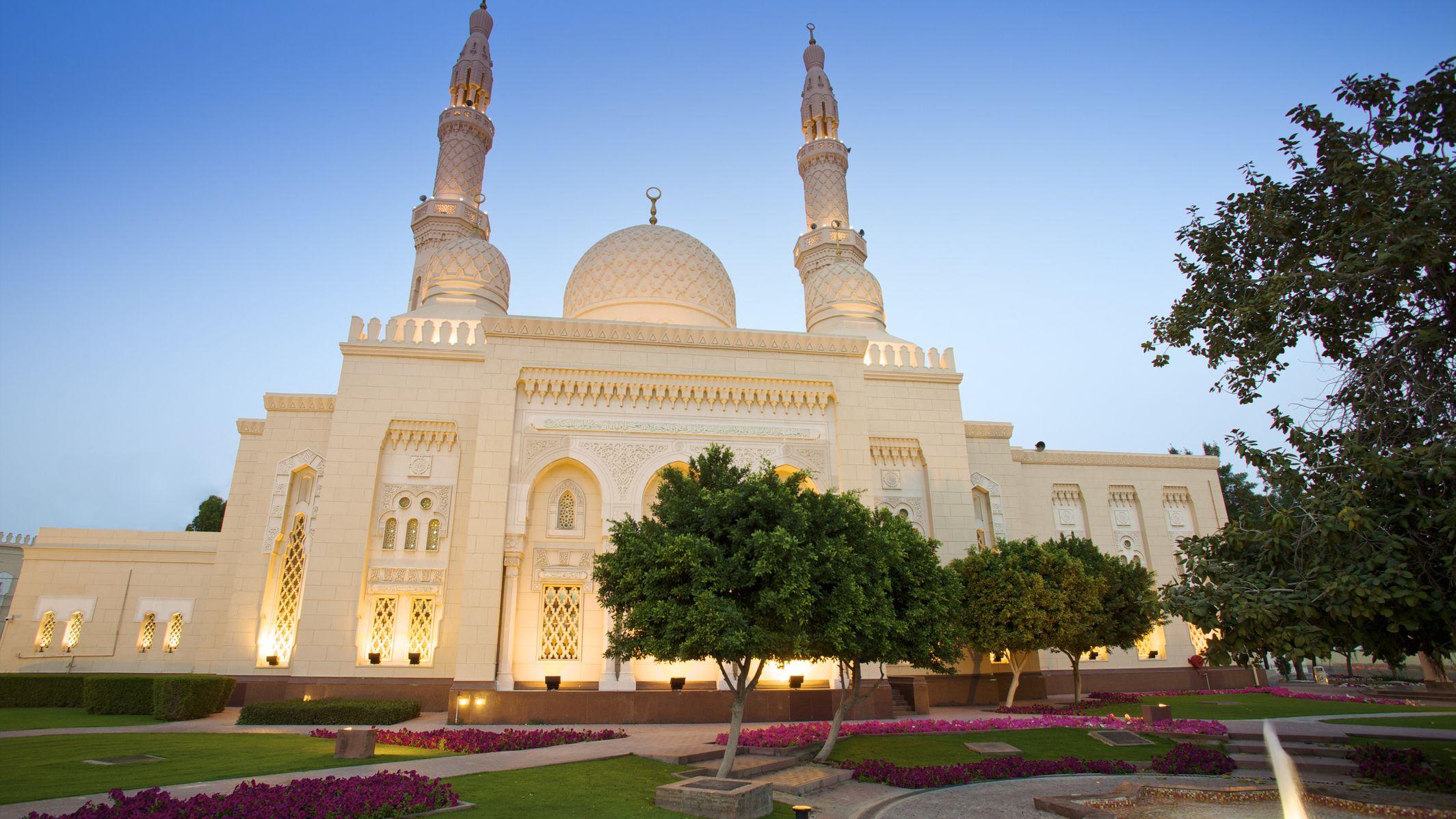 Jumeirah mosque дубай квартира в эмиратах