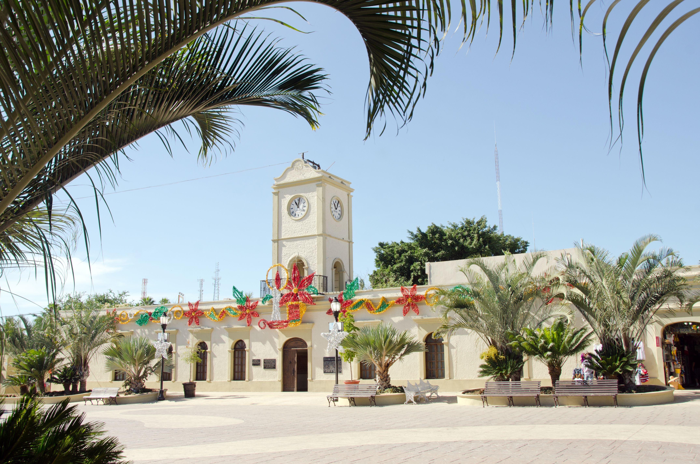 The Municipal Building, San Jose del Cabo