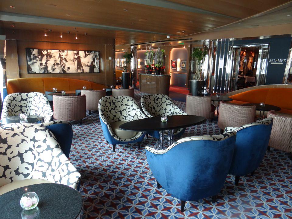 Holland America Line Koningsdam Cruise Ship Interiors