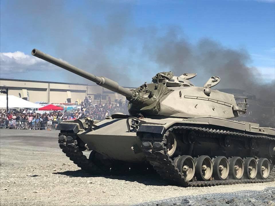 Jordanian M-60A1