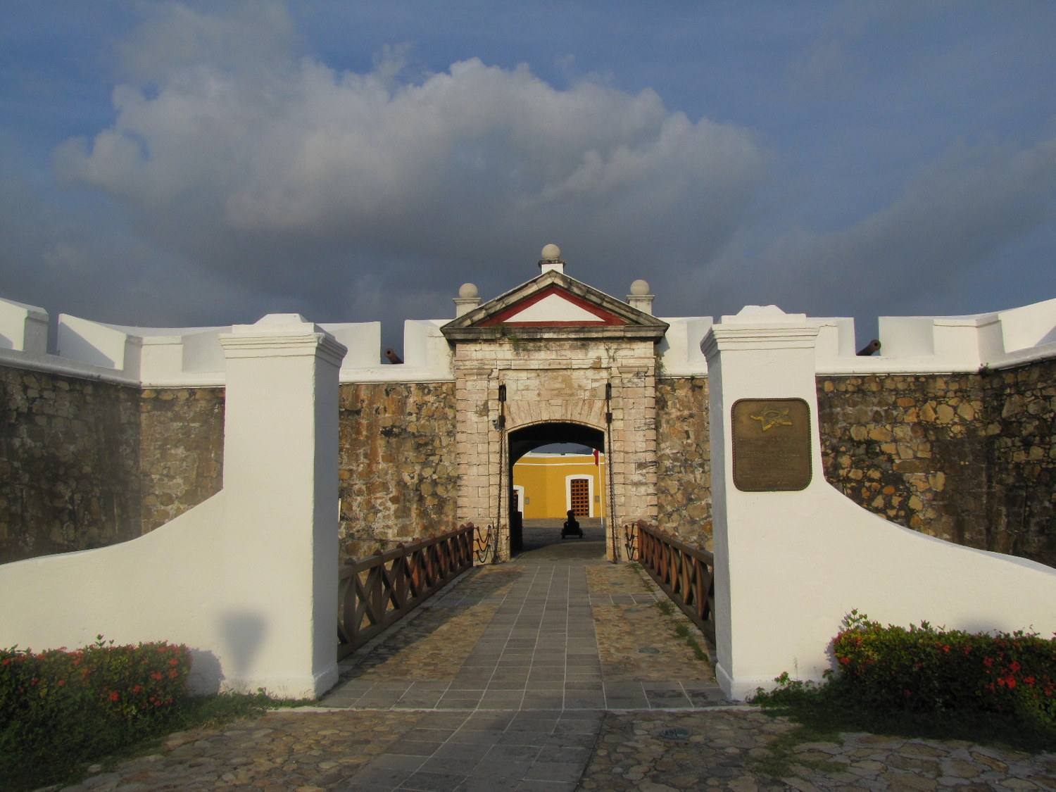 San Diego Fort in Acapulco