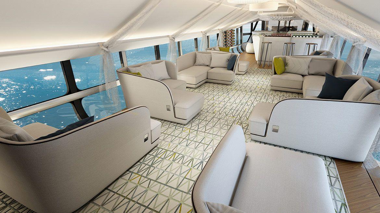 Air cabin lounge
