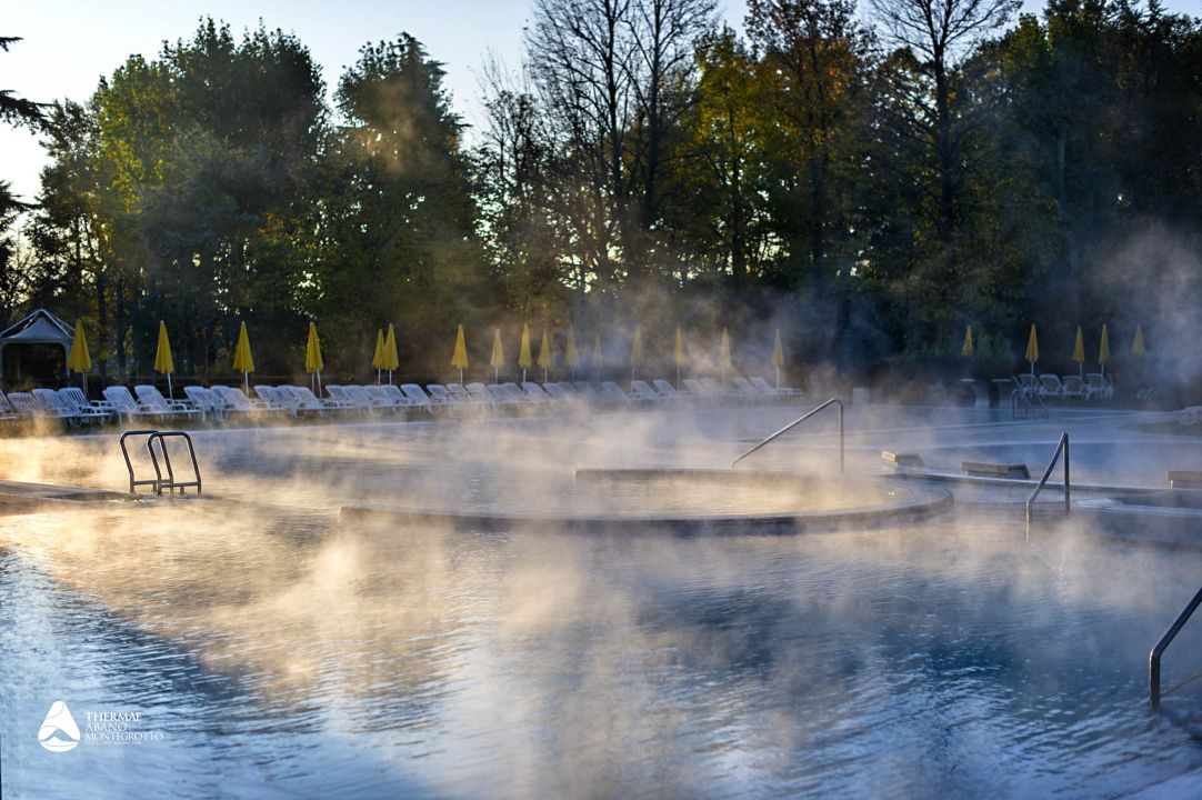 Discover the Italian Spa Towns of Abano and Montegrotto Terme