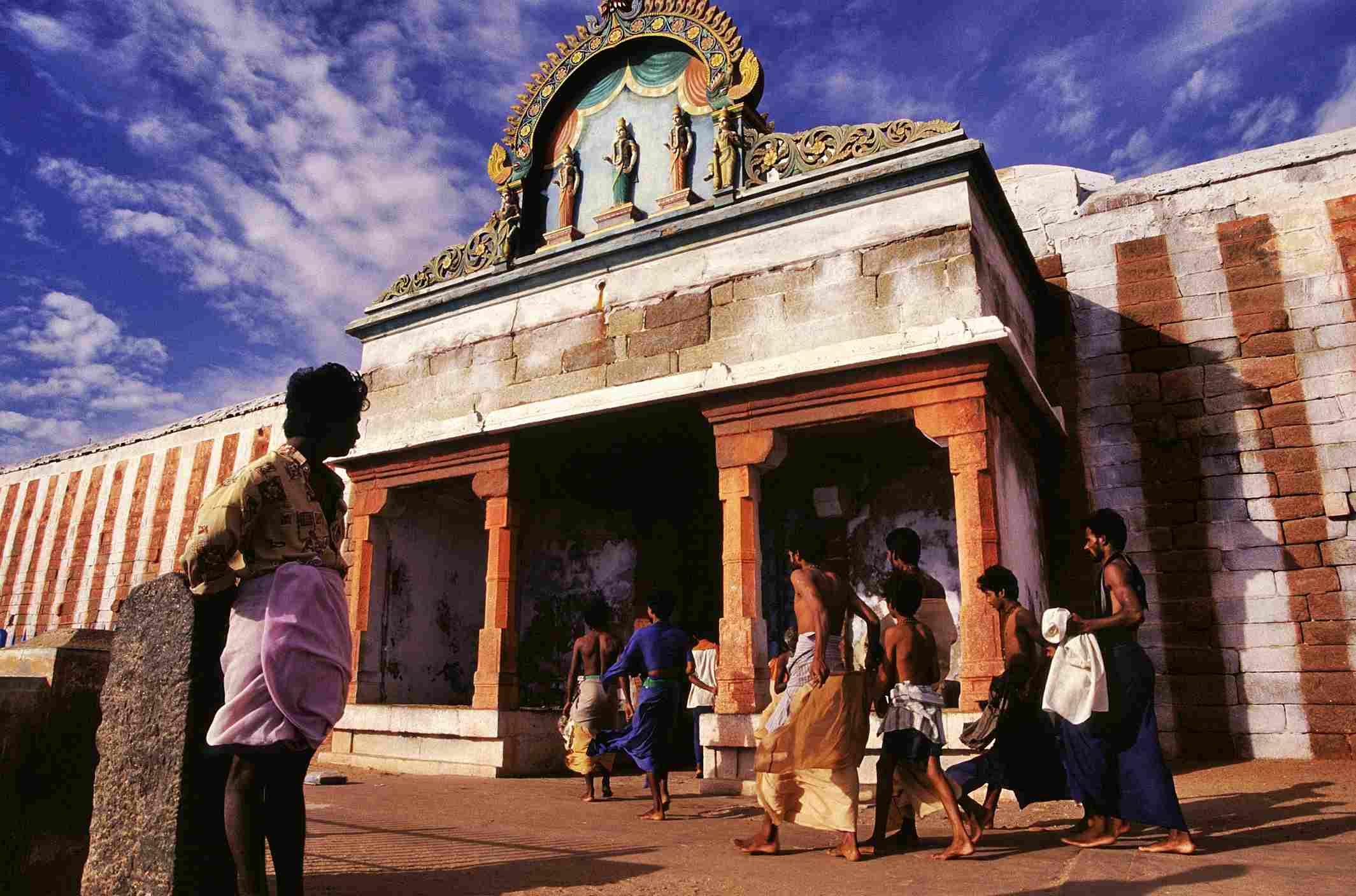 Kumari Amman Temple in Kanyakumari