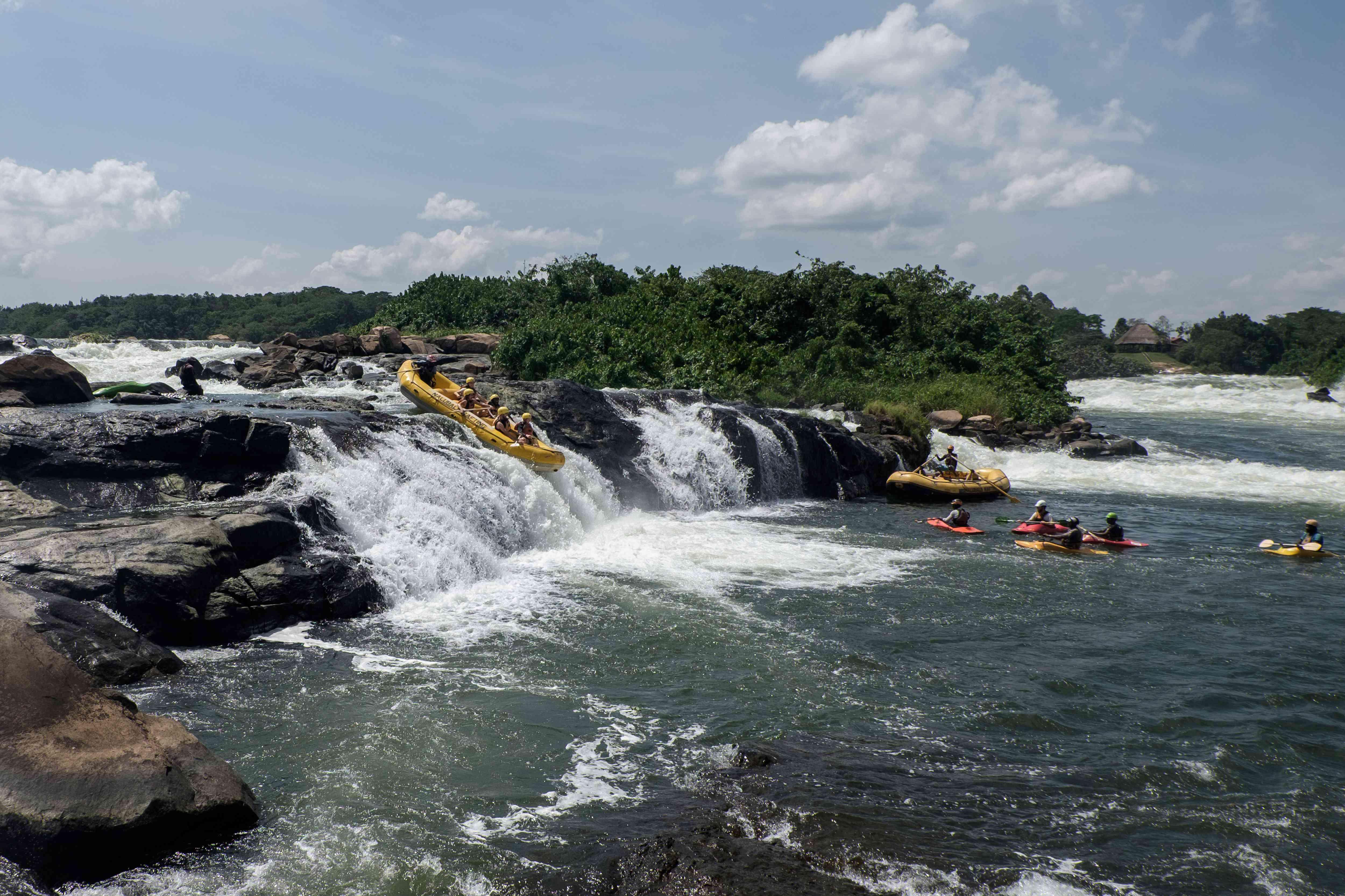 UGANDA-SPORT-KAYAK-NILE