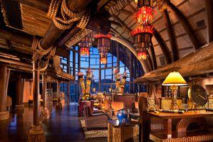 Animal Kingdom Kidani Lodge