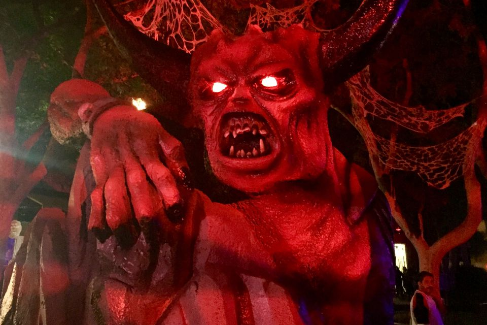 Magic Mountain Fright Fest