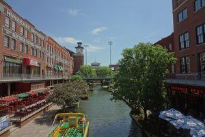 Bricktown canal Oklahoma City