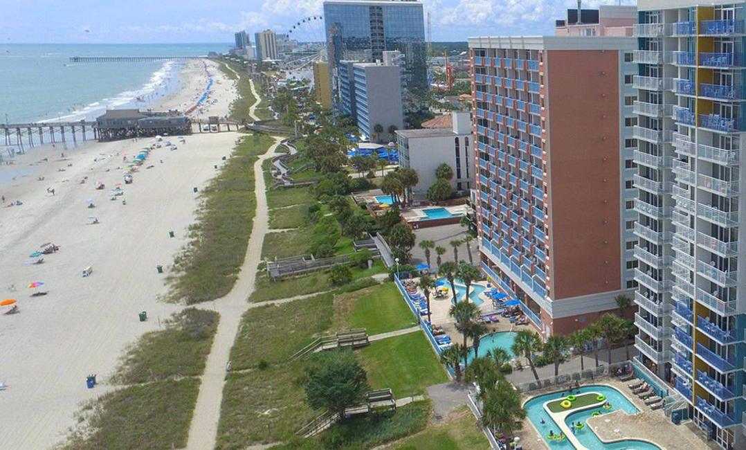 Atlantica Oceanfront Resort