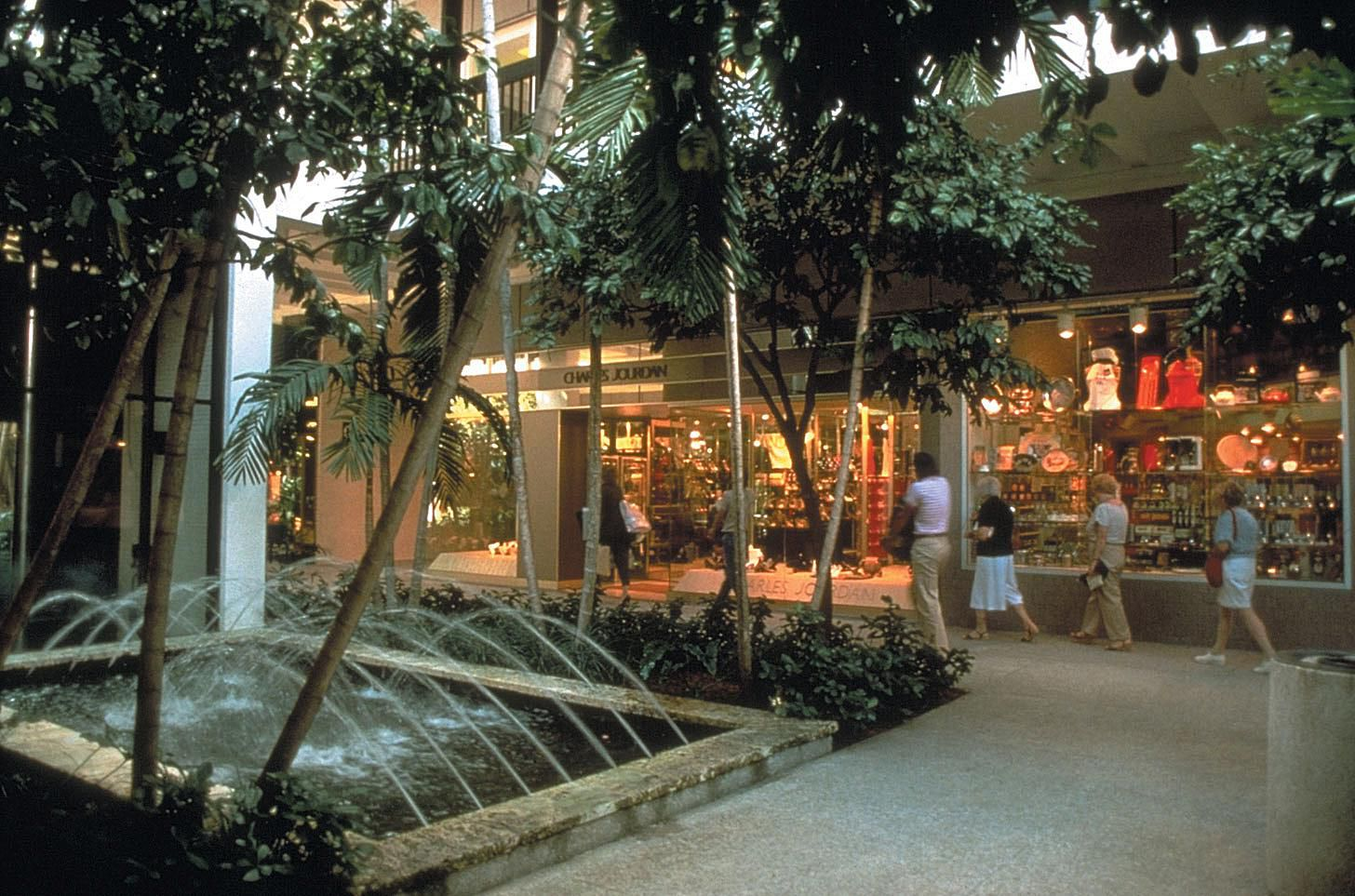 Bal Harbour Shops Dining Shopping Entertainment And More