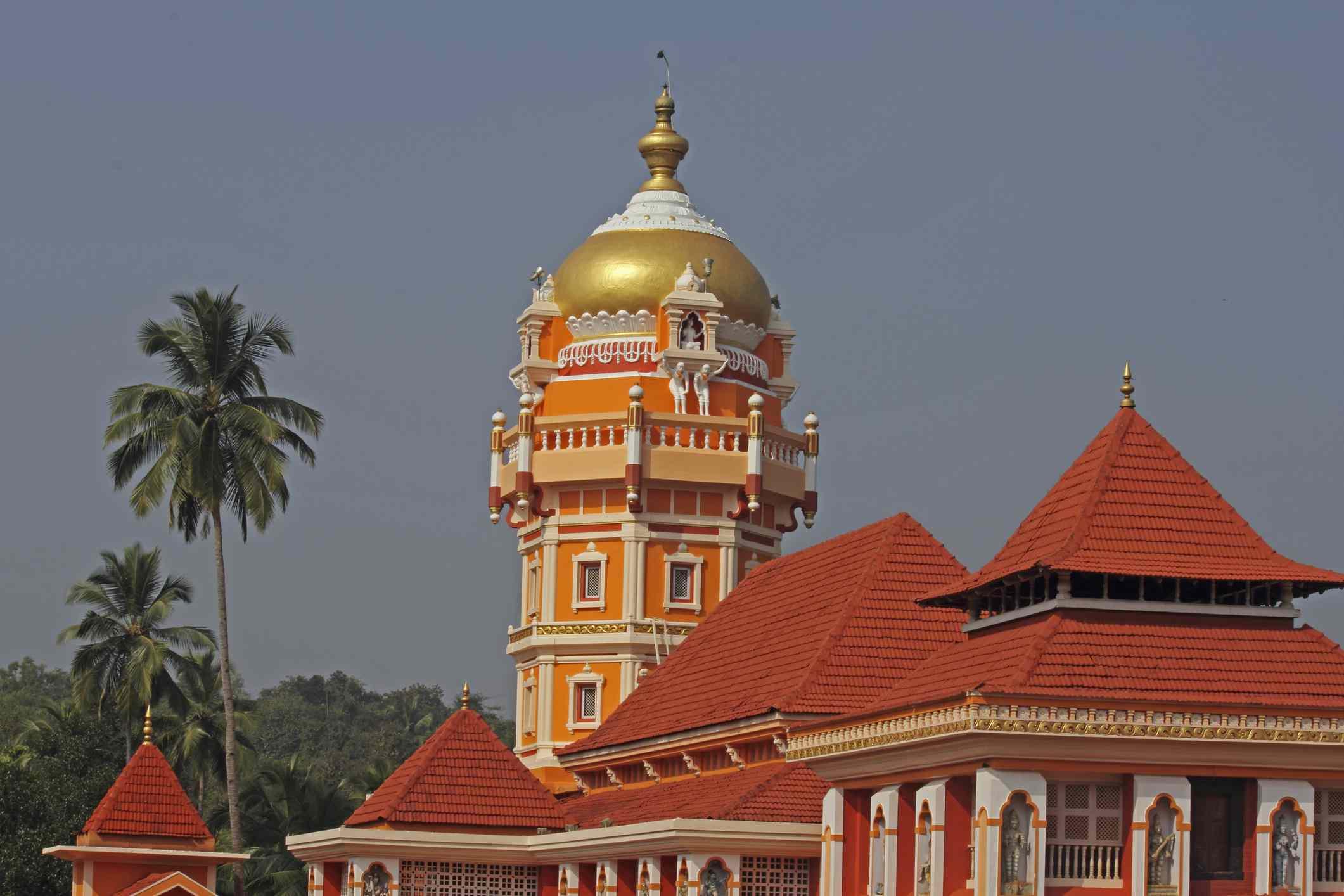 Shri Shantadurga Temple, Kunkallikarin, Fatorpa, Goa