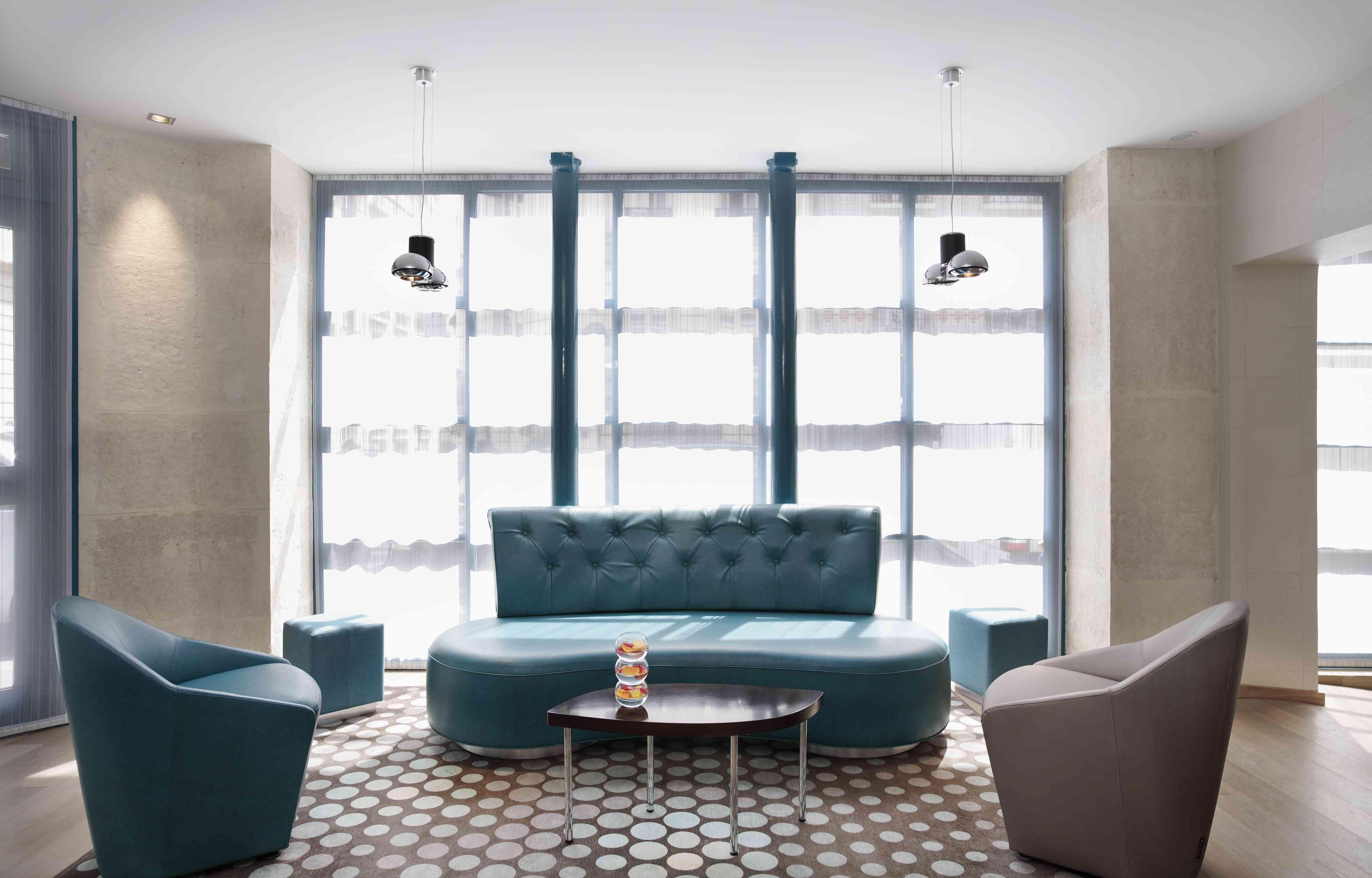 Lobby at Hotel Bassano