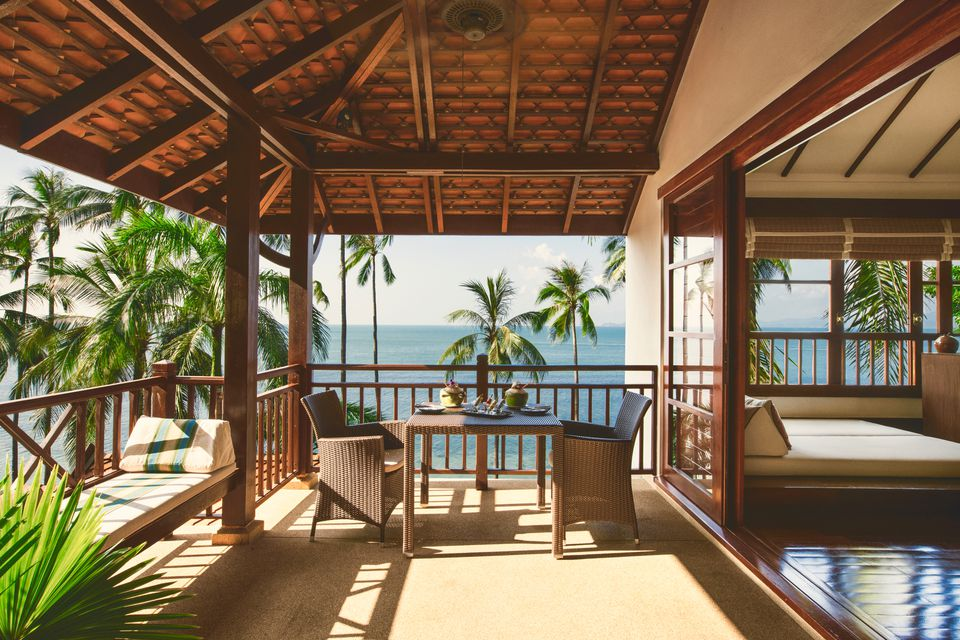 Belmond Napasai Luxury Resort In Koh Samui Thailand