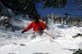 Snowshoe Mountain Skiing, West Virginia