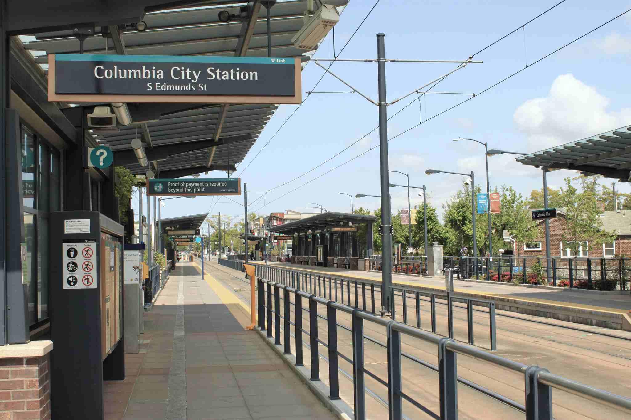 Columbia City Station