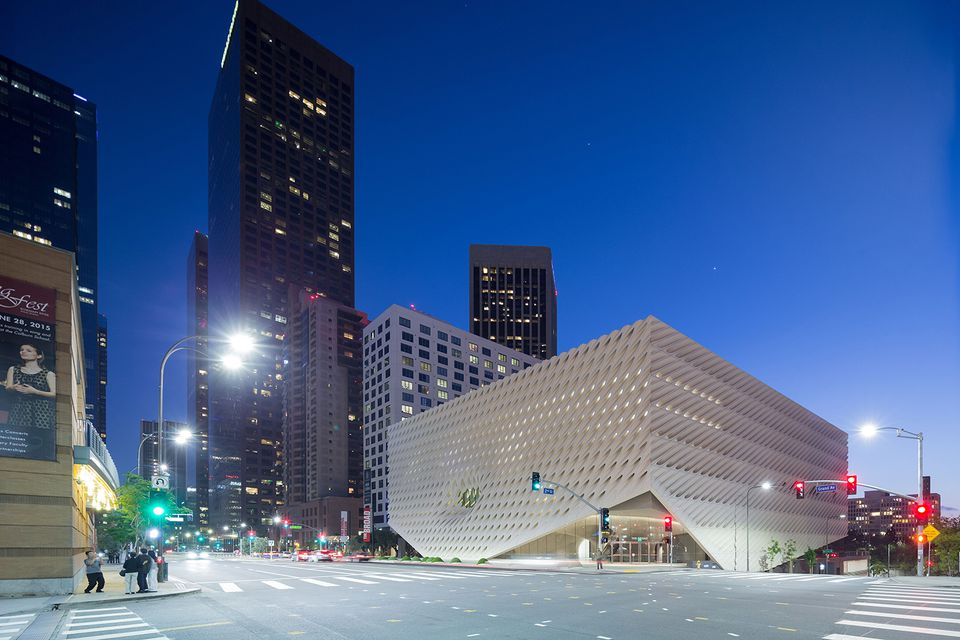 12 things to do in downtown los angeles california the broad in downtown los angeles junglespirit Gallery