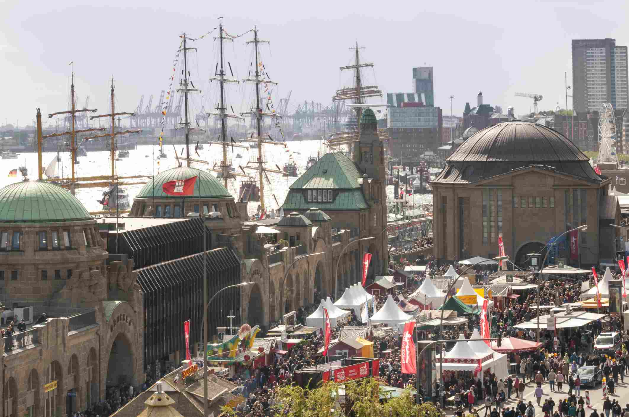 Hamburg hafenfest