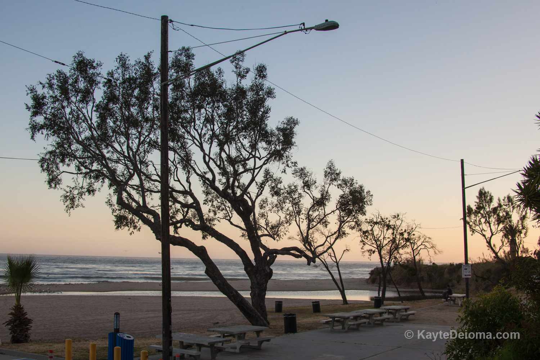 Topanga Beach, Los Angeles, CA