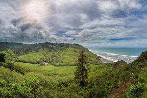 Lost Coast Trail, California