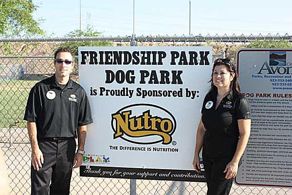 Avondale AZ Friendship Park