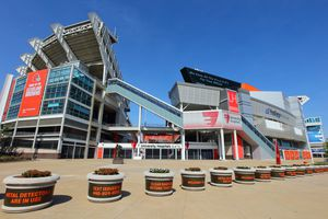 FirstEnergy Stadium in Cleveland