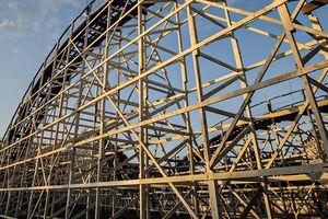 Racer coaster Kings Island