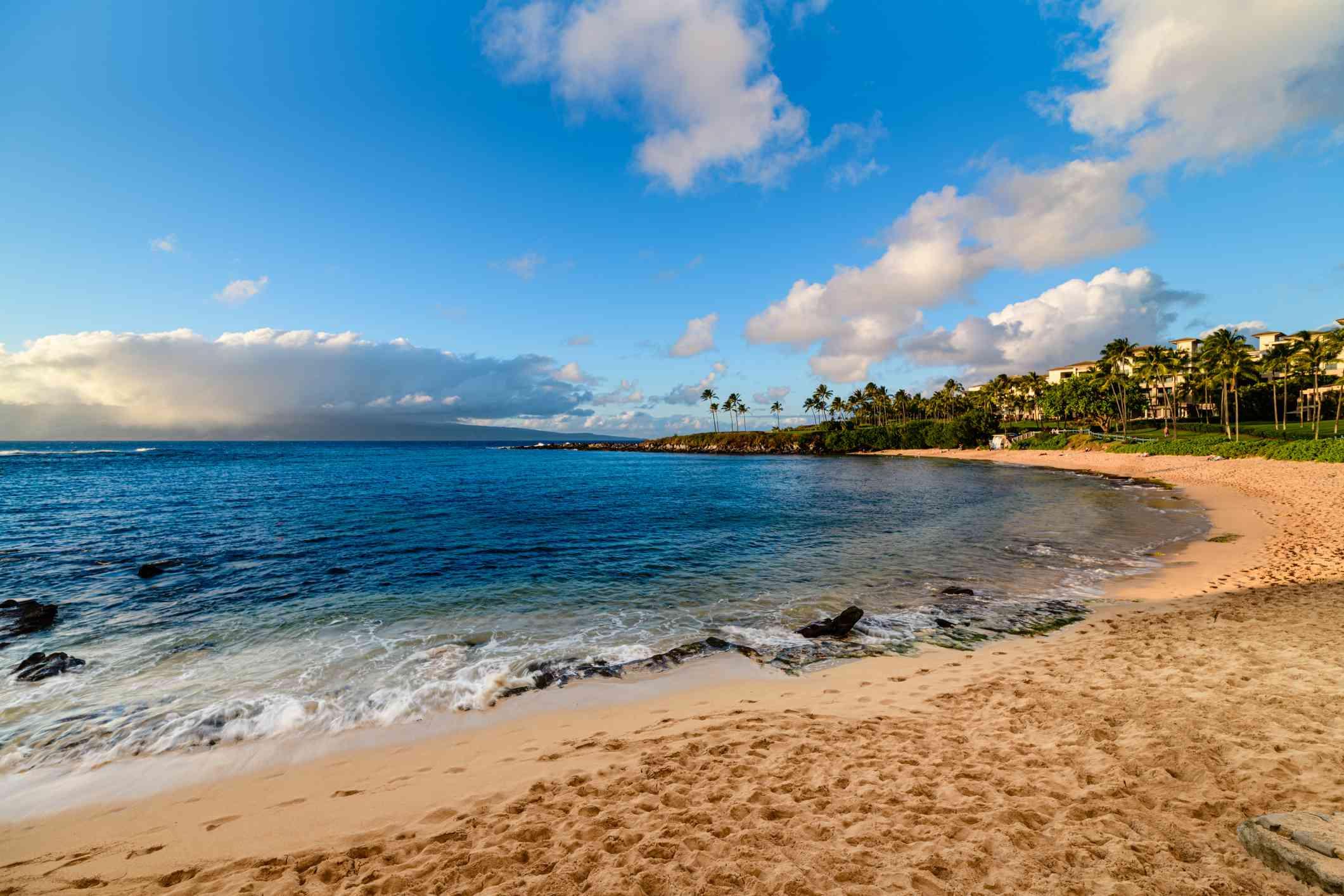 Kapalua Bay Beach on Maui