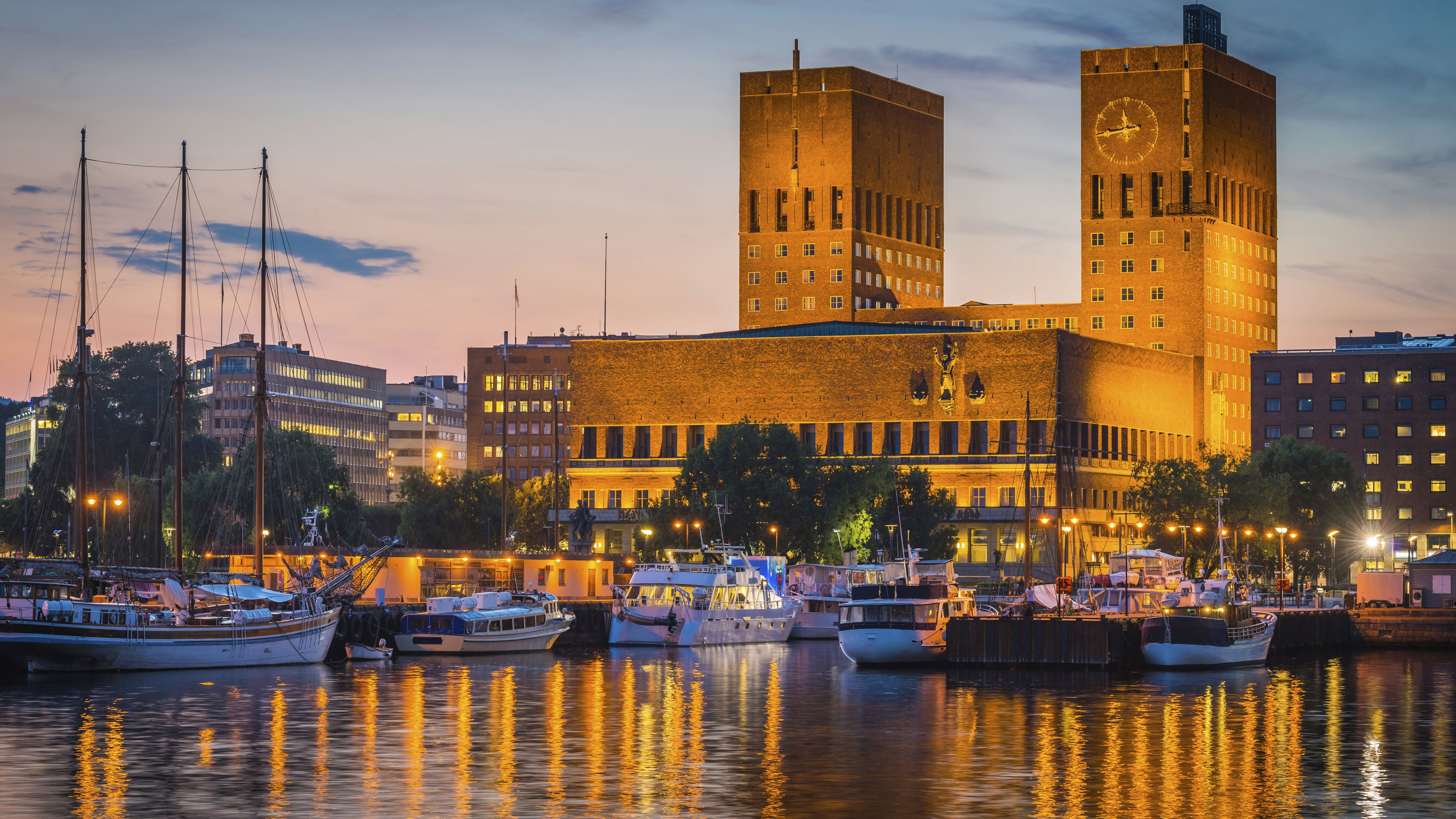 A City Profile Of Oslo Norway