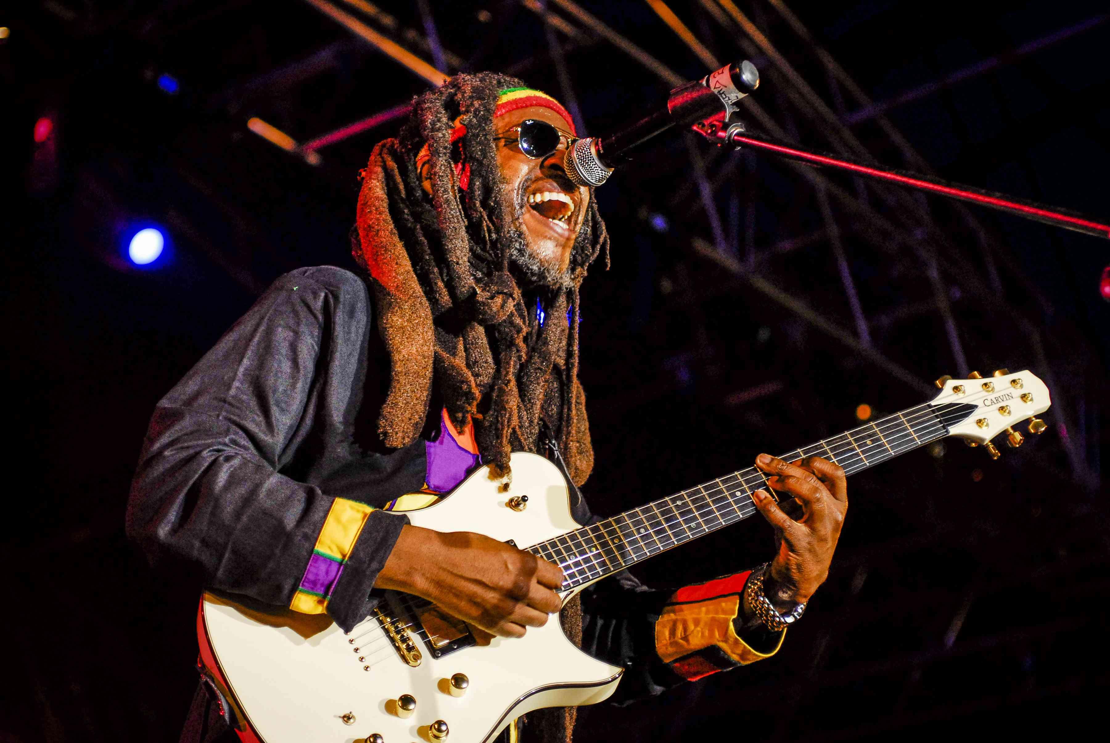 Rebel Salute Reggae Festival At Port Kaiser Sports Club In Jamaica