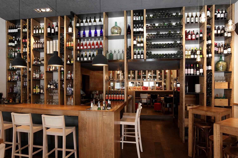 ELDISET, Barcelona, Wine bar