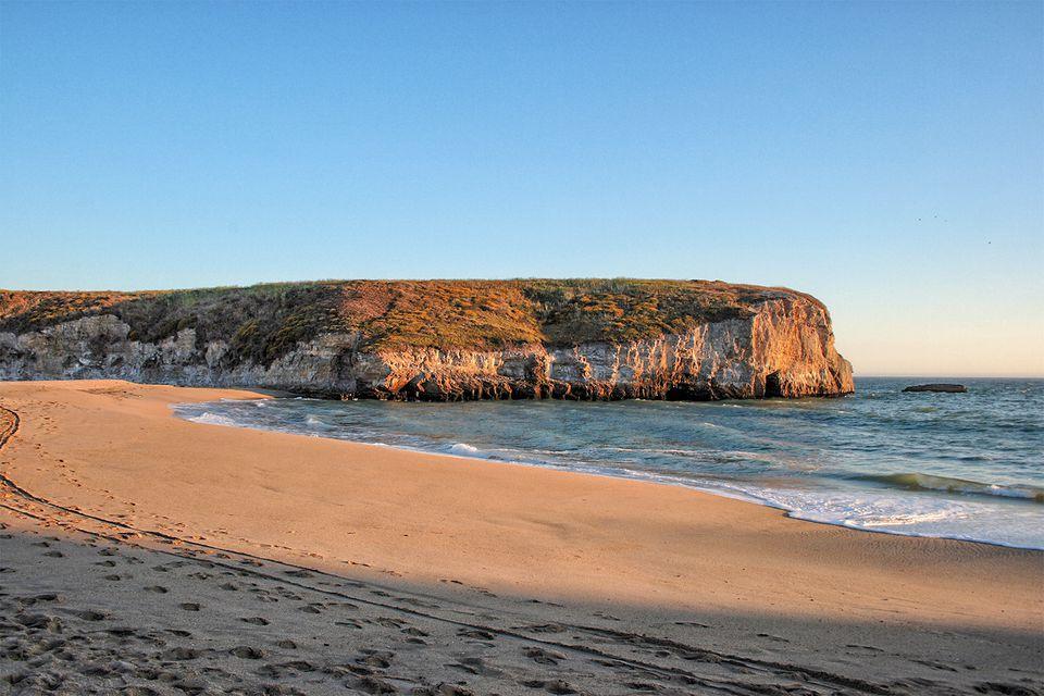 Bonny Doon Beach