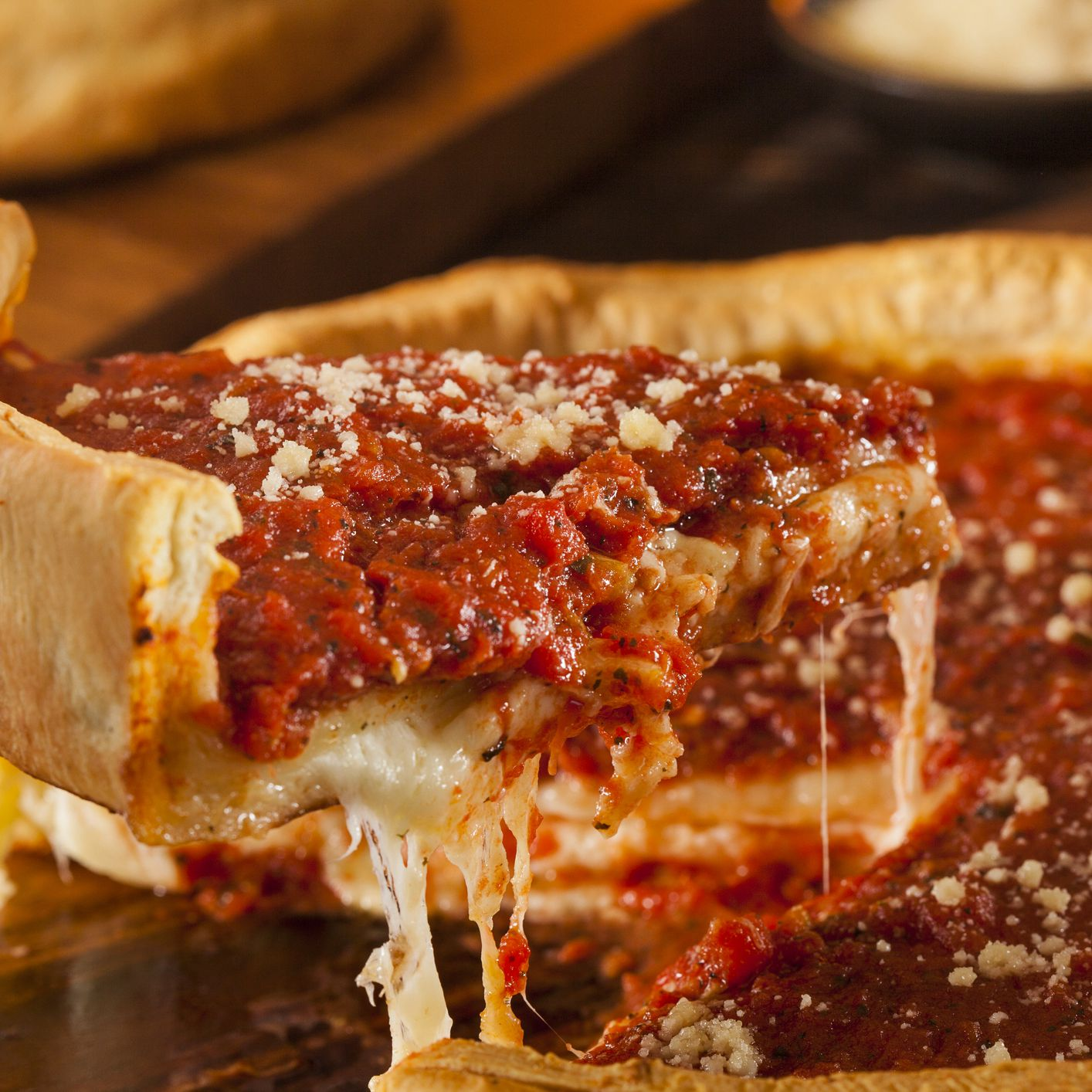 6 Best Places for Deep-Dish Pizza in Chicago