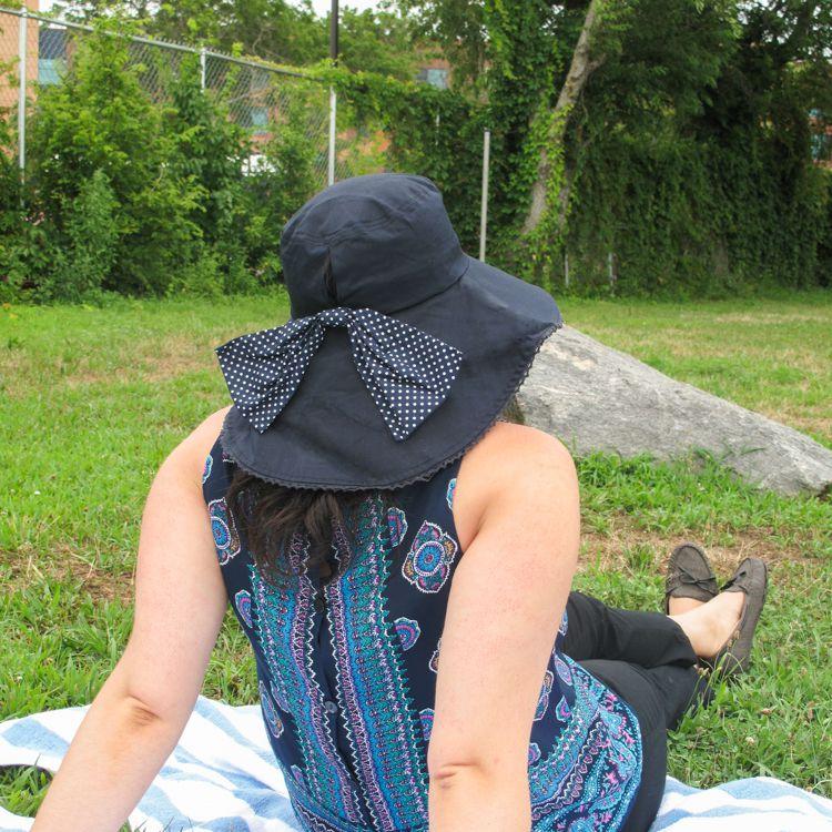 942f6e5d62419 Siggi Summer Bill Flap Cap woman