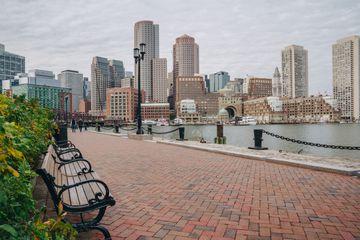 Boston Harbor Walk