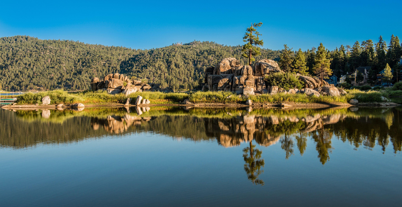 Camping At Big Bear California