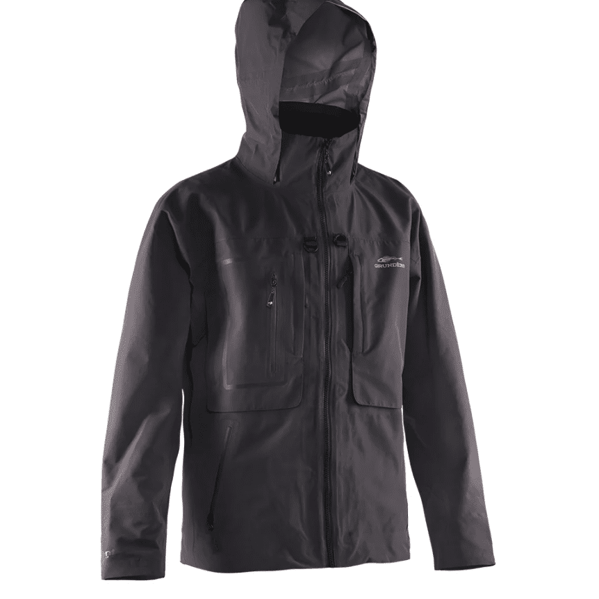 Grudéns Dark and Stormy Fishing Jacket