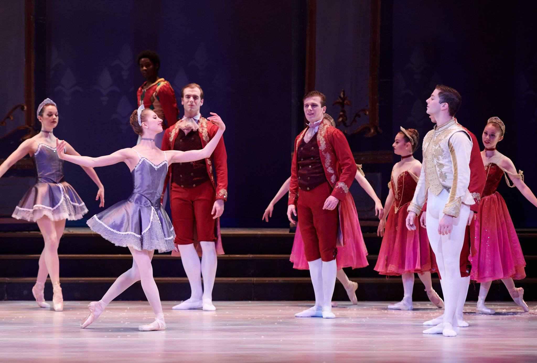 St. Louis Ballet performing The Nutcracker