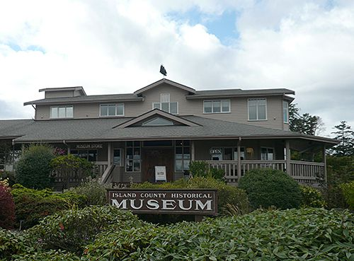 Island County Historical Society's Museum on Whidbey Island