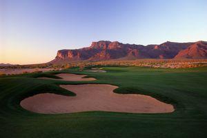 Phoenix golf course