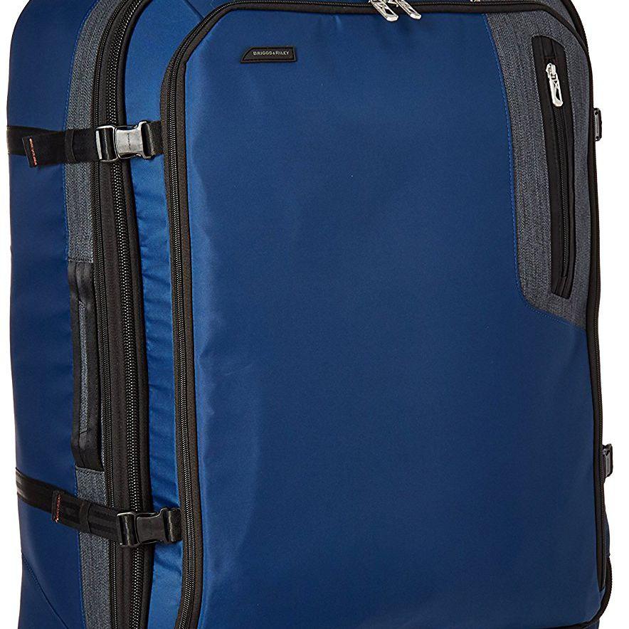 Briggs & Riley BRX Explore las grandes maletas giratorias expandibles