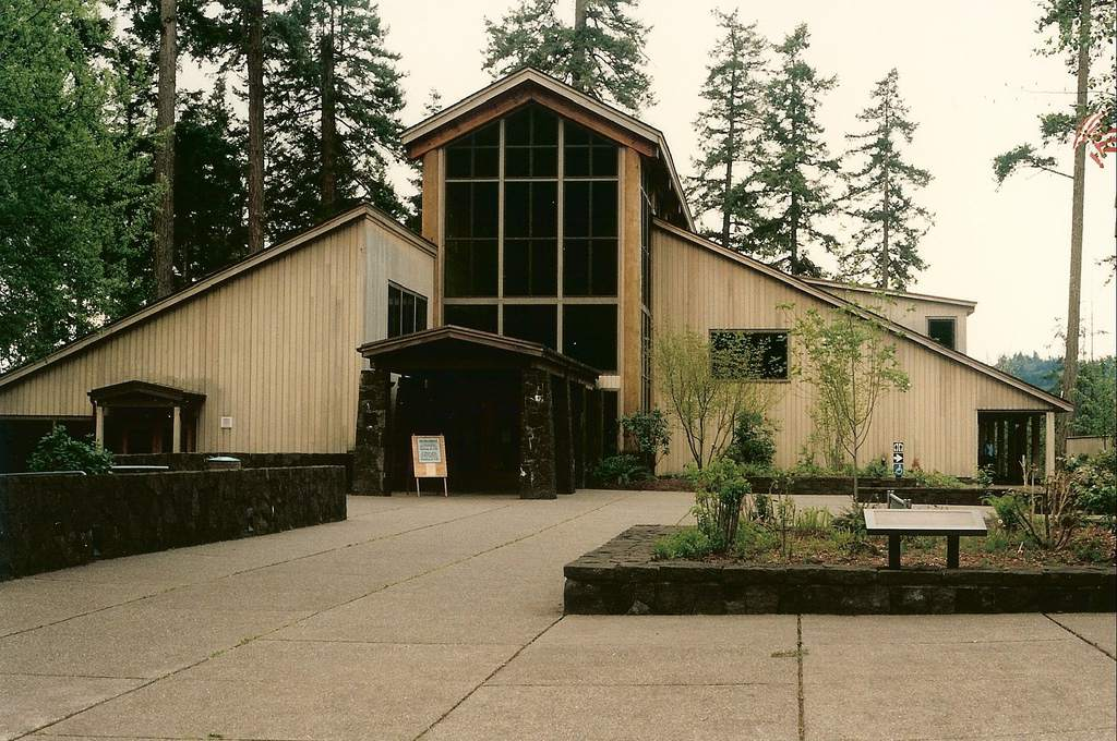 Mount St. Helens Visitor Center at Silver Lake, Castle Rock, WA