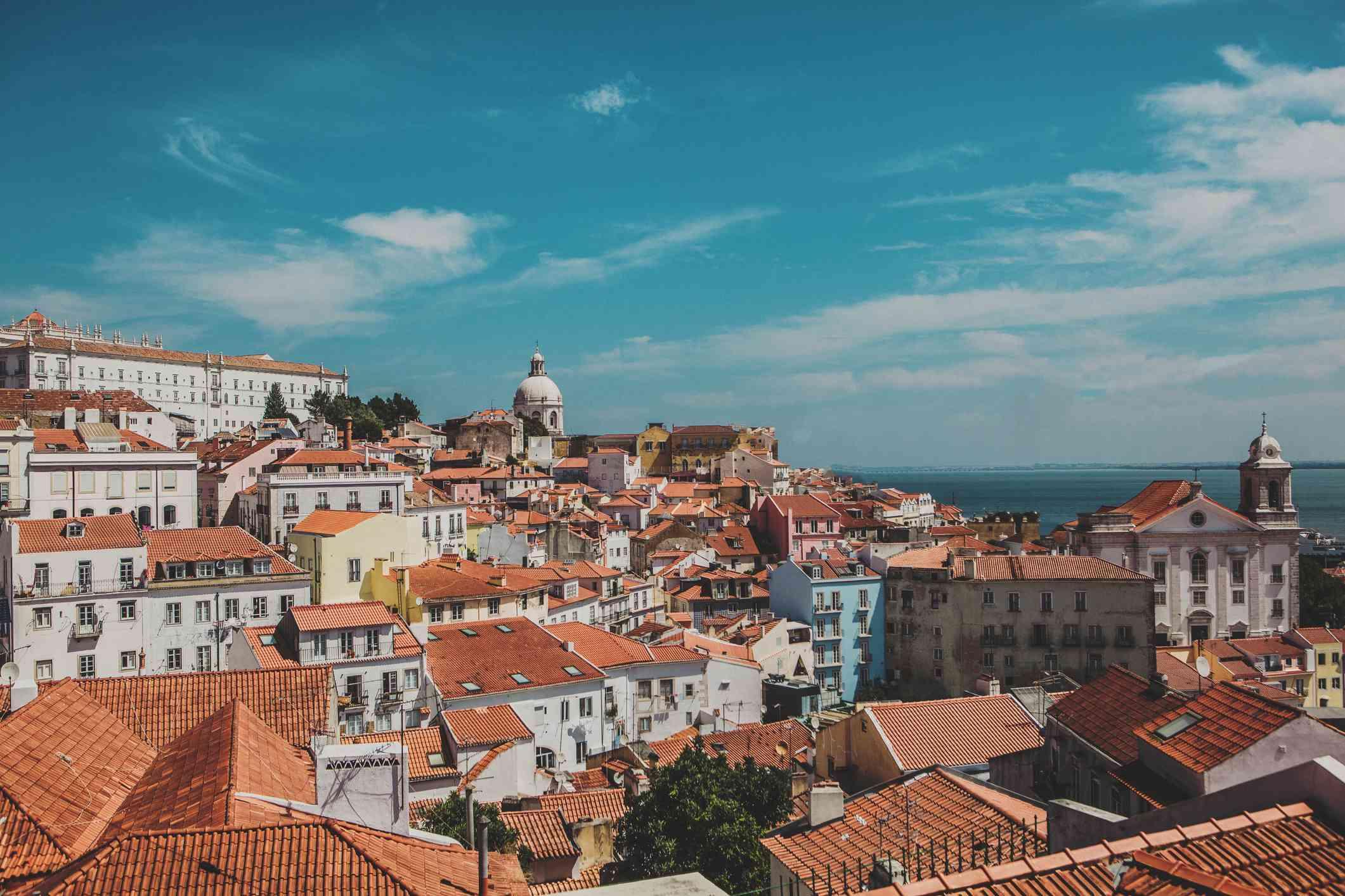 Lisbon Rooftops views