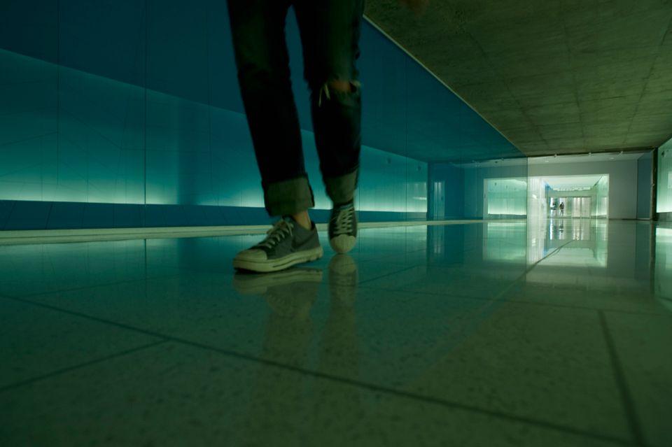 Montreal underground mall