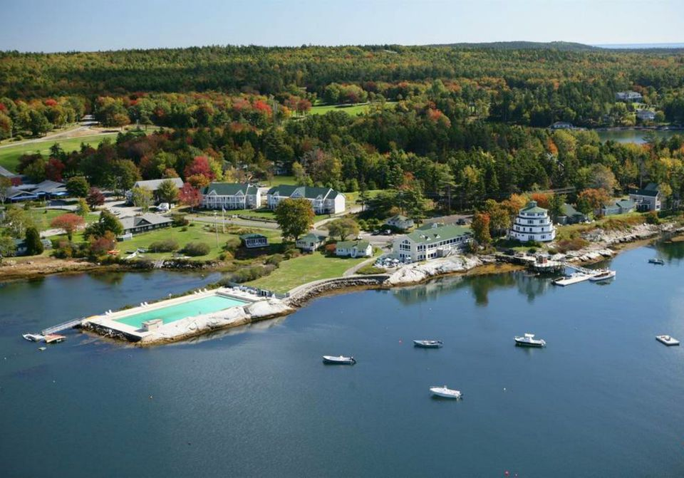 Sebasco Harbor Resort - Maine Family Vacations