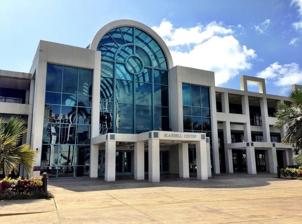 Neal S. Blaisdell Center