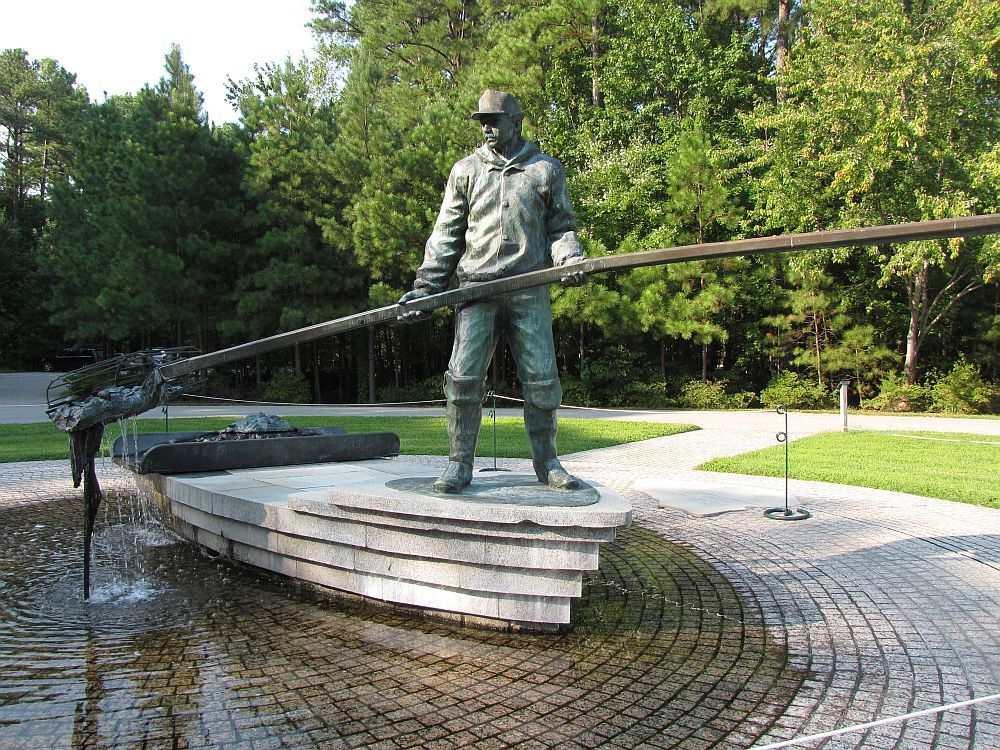 Annmarie Garden Sculpture Park and Arts Center