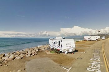 Here S When You Can Go Camping At The Beach In Ventura County