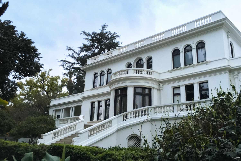 The Feynes Mansion at the Pasadena Museum of History