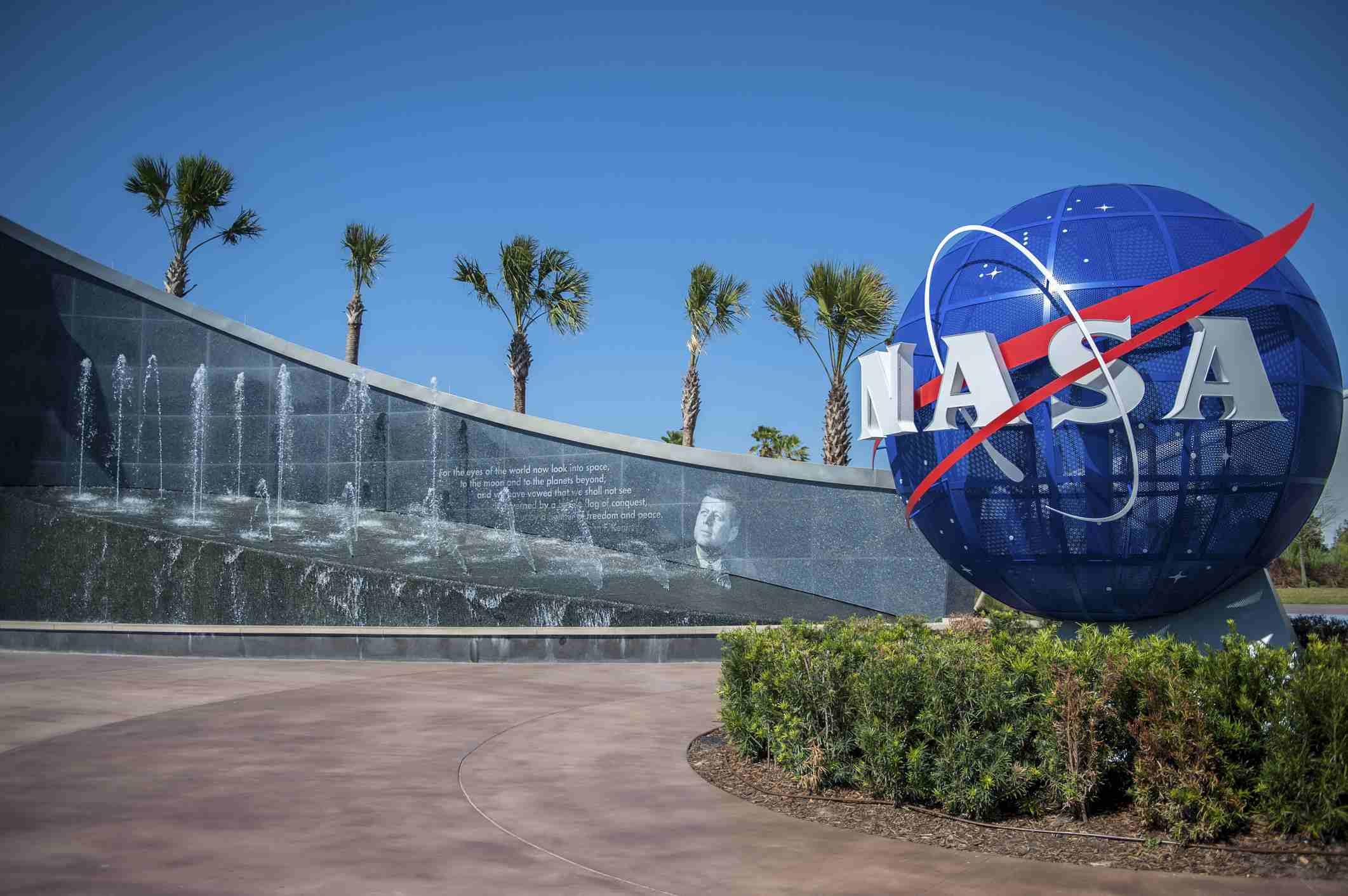 NASA Kennedy Space Center, Titusville, Florida
