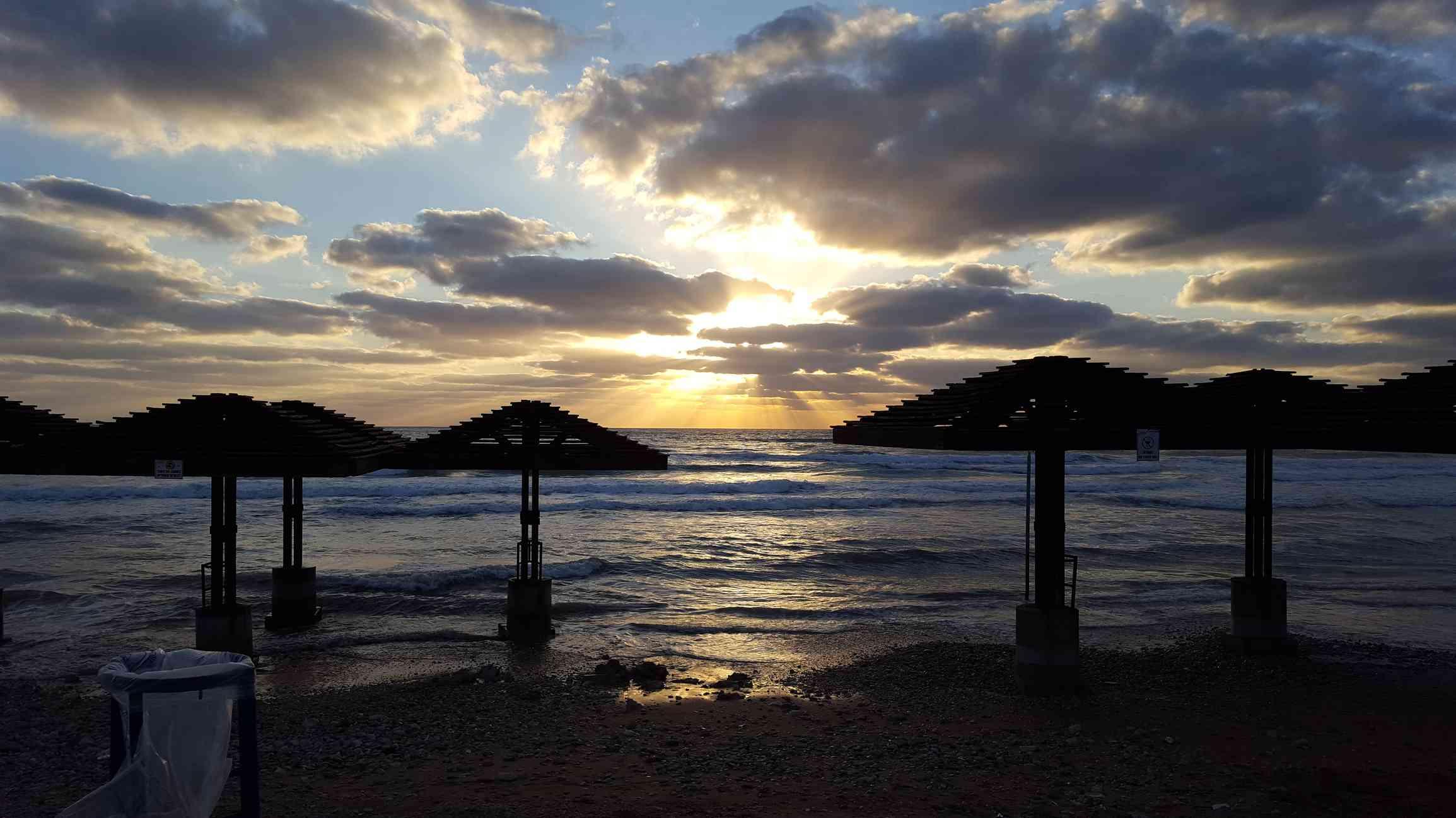Dado Beach Haifa